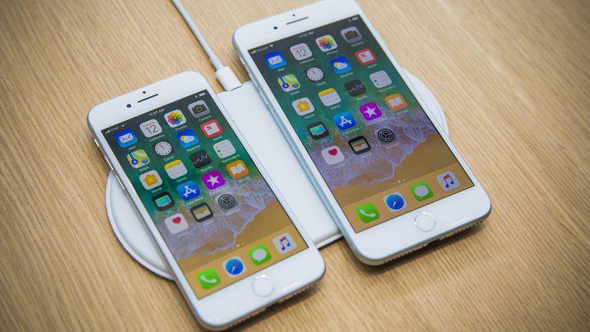 Acceda a sus datos con Iphone de Apple