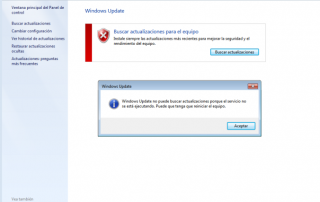 Actualitzacions de Windows - Windows updates