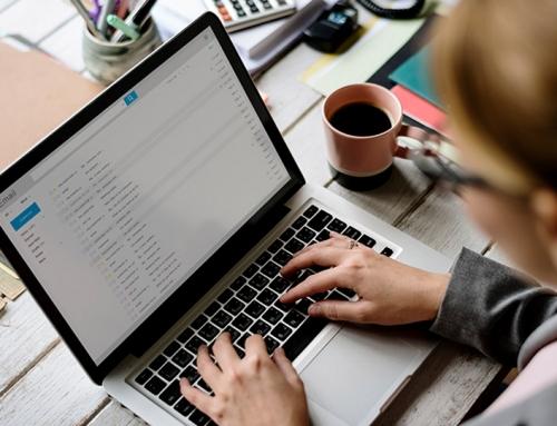 Suplantación de identidad en un correo electrónico
