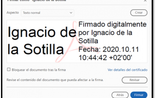 Signar digitalment un document