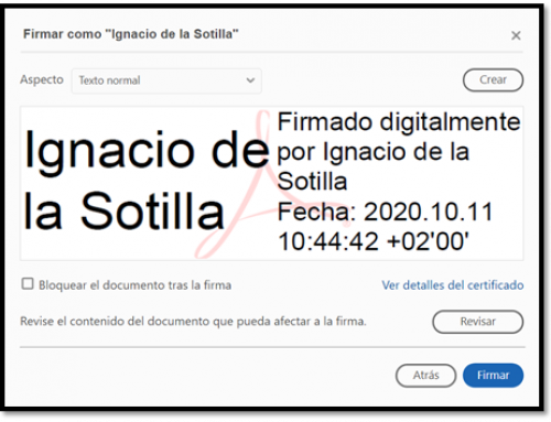 ¿Cómo firmar digitalmente un documento?